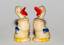 Vintage Ducks Salt & Pepper Shakers