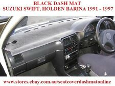 DASH MAT, DASHMAT, DASHBOARD COVER FIT SUZUKI SWIFT 1991-1997, BLACK
