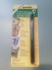 Money Tester Checker Pen Bank Note Detector Counterfeit Pens Forged Fake