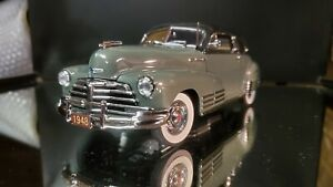 Danbury Mint 1948 Chevrolet Fleetline Aerosedan  DieCast 1:24  Original Box