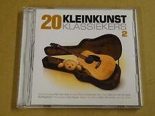 CD / 20 KLEINKUNST KLASSIEKERS 2