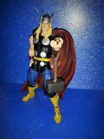 Marvel Legends/Avengers Thor Custom Real Forged Steel Hammer! Hand Made!