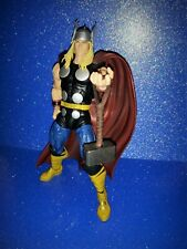 Marvel Legends/Avengers Thor Custom Real Forged Steel Hammer! Hand Made!