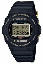 Casio G-Shock 35th Anniversary Gold Series DW-5735D-1B Screw Back LTD Brand New