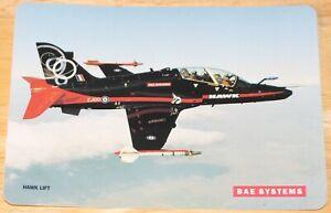 BAe British Aerospace Hawk LIFT Sticker