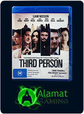 Third Person (Blu-ray) Brand New Sealed Mila Kunis - James Franco - Olivia Wilde