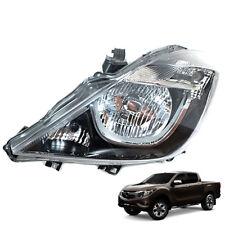 Fit 2015+ Mazda Bt-50 Bt50 Pickup Ute Head Lamp Light Trunk Black Edition LH