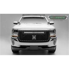 "T-Rex Black Torch Series 30"" LED Main Grille for Chevrolet Silverado 1500 16"