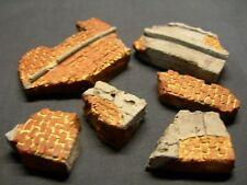 1/35 Scala ~ rovinato frammenti di muro