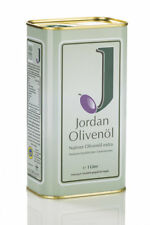 Jordan Olivenöl - natives Olivenöl extra - Kanister 1l 1000ml