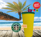 NEW Starbucks Hawaii Exclusive 2020 Pineapple Matte Studded Tumbler Cup 24oz