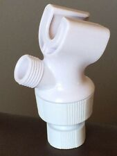 Shower Arm Mount Cradle for Handheld Shower Peerless White NEW
