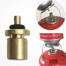 High Quality Outdoor Camping Gas Cooker Valve Gas Cylinder Tank Gas Inflating Adapter
