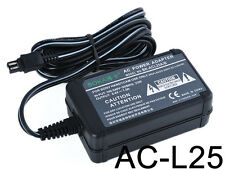 AC Power Supply Adapter Battery Charger For Sony Handycam DCR-DVD115 DCR-DVD115E