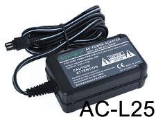 AC Adaptor Charger f/ Sony DCR SX60E SX63E SX65E SX73E SX83E SX85E DEV 3 5 30 50