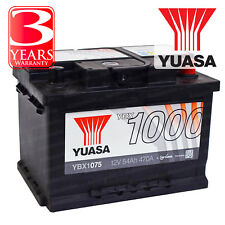 Yuasa Car Battery Calcium 12V 510CCA 56Ah T1 For Volkswagen Transporter T25 1.9