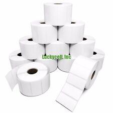 9 Rolls 2x1 Direct Thermal Labels 1300pr For Zebra Lp2824 Lp2422 Lp2844 Zp450