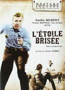 DVD L'ETOILE BRISEE / JESSE HIBBS, AUDIE MURPHY, WALTER MATTHAU, UNIVERSAL, NEUF