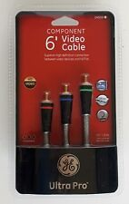 Component Video Cable Ultra Pro 6ft NEW