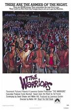 The Warriors Movie POSTER 27 x 40 Michael Beck, James Remar, A, LICENSED NEW