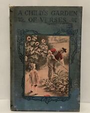 A Childs Garden of Verses by Robert Louis Stevenson Thomas Y. Crowell