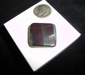 Ancestralite Tumbled Chakra Slice 6.4 grams Reiki Root Chakra Stone