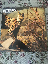 "Interpol ""The Heinrich Maneuver"" & ""Mammoth"" Vinyl 7"" Promo Single!"