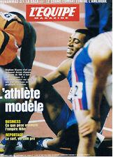 L'EQUIPE MAGAZINE  N°801 1997  boxe mohammed ali la saga (4)  diagana