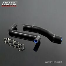 Silicone Radiator Hose Kit For Toyota Celica GT4 GT Four ST205 1994-1999 Black