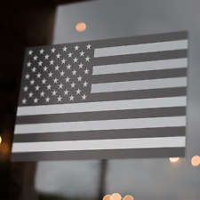 Tactical American Flag Decals | 5x3
