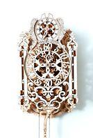 Wooden City® ROYAL CLOCK, 3D Holzpuzzle, Holzmodellbau, Wanduhr