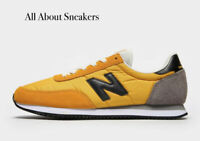 "New Balance 720 ""Yellow Black"" Men's Trainers All Sizes Limited Stock"
