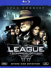 The League of Extraordinary Gentlemen (Blu-ray Disc, 2009) Sean Connery