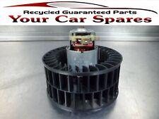 BMW 3 Series Heater Blower Motor 94-00 E36