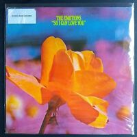 "The Emotions ‎– So I Can Love You (Vinyl, 12"", LP, Reissue)"