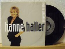 "7"" Single - HANNE HALLER - Willkommen im Leben - Irina - Metronome 1991"