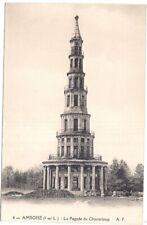amboise ,la pagode de chanteloup