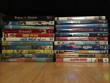 Dvd Movies Lot of 22 - Disney and Other Family Movies - All Work Great
