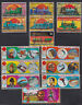 Lot of 14 Republic Equatorial Guinea Stamps - Mini Collection Used SIngles -GU13