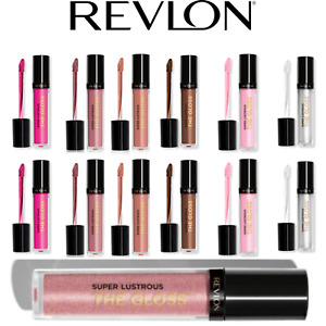 Revlon Super Lustrous THE GLOSS **CHOOSE SHADE**