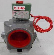 ASCO SOLENOID VALVE/FUEL GAS 8215C83
