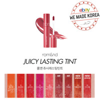 ROM&ND Juicy Lasting Tint Lipstick 5.5g(0.19oz) 9colors K-Beauty Authentic MD