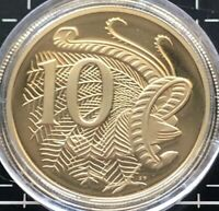 2009 50 cent proof coin SCARCE Only 23,623 made Brilliant coin in 2x2 holder!