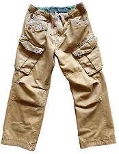 G-STAR RAW DENIM Rovic Loose Cargo Pants Antelope Gold 100% Cotton Sz 33 W/34 L
