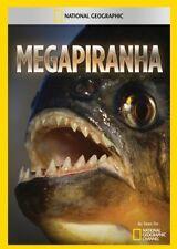 Megapiranha (2014, DVD New)