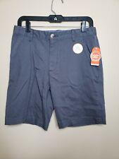Wonder Nations Boys Flat Front Shorts 12 Husky Gray Kid Tough School Uniform