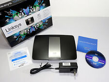Linksys EA6500 AC1750 Dual Band Smart Wi-Fi Wireless Router HD Video Pro DLNA