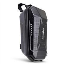 Bolso reforzado maleta para scooters patin patinetes electricos color negro