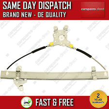 FOR NISSAN X- TRAIL T30 2001>2007 FRONT RIGHT SIDE WINDOW REGULATOR W/OUT MOTOR