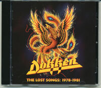 "Dokken ""The Lost Songs: 1978-1981"" 2020, CD jewel case"